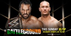 WWE Battleground 2017 – Betting Tips