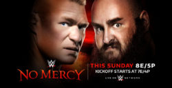 WWE No Mercy 2017 – Betting Tips