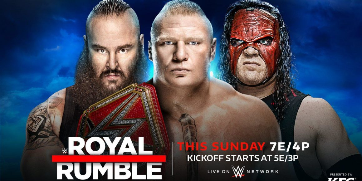 WWE Royal Rumble 2018 – Betting Tips