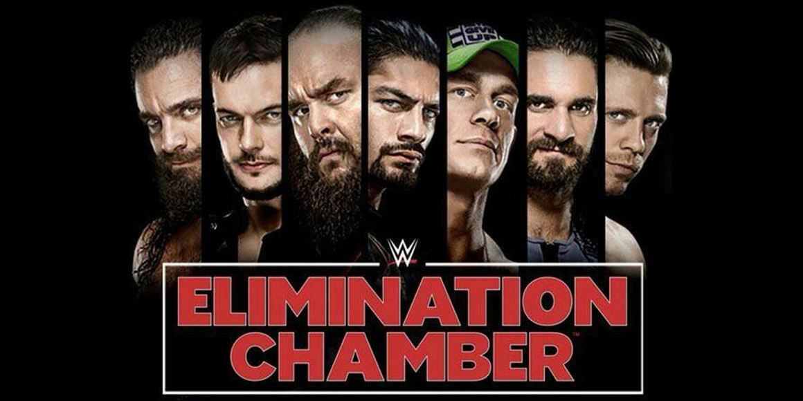 WWE Elimination Chamber 2018 – Predictions