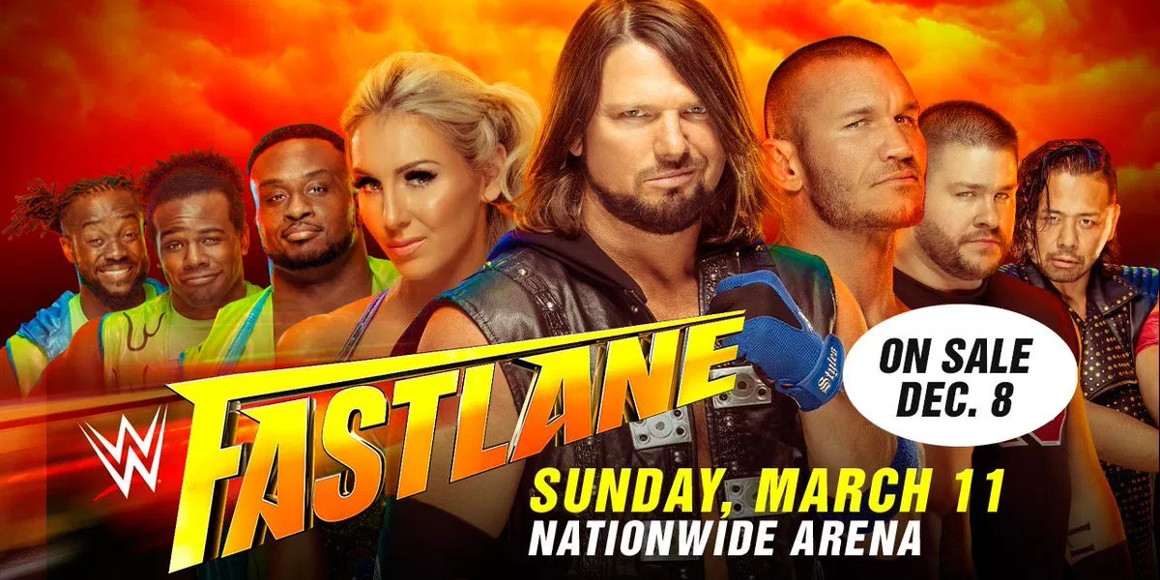 WWE Fastlane 2018 – Predictions