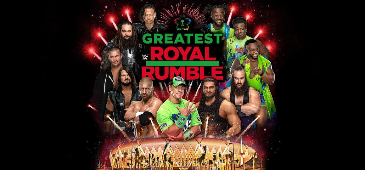 WWE Greatest Royal Rumble – Betting Tips