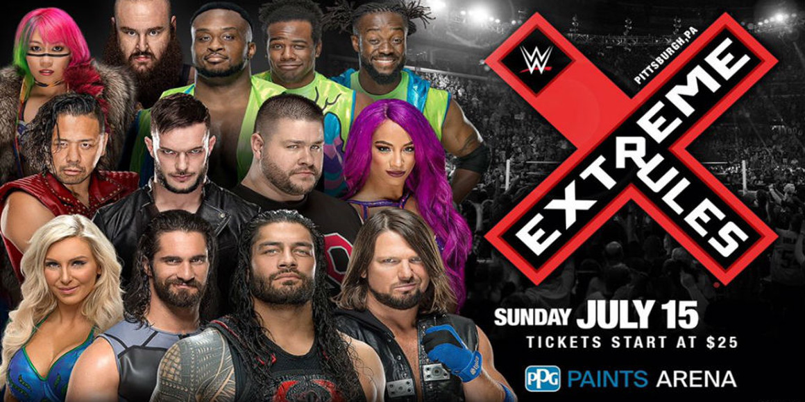 WWE Extreme Rules 2018 – Predictions