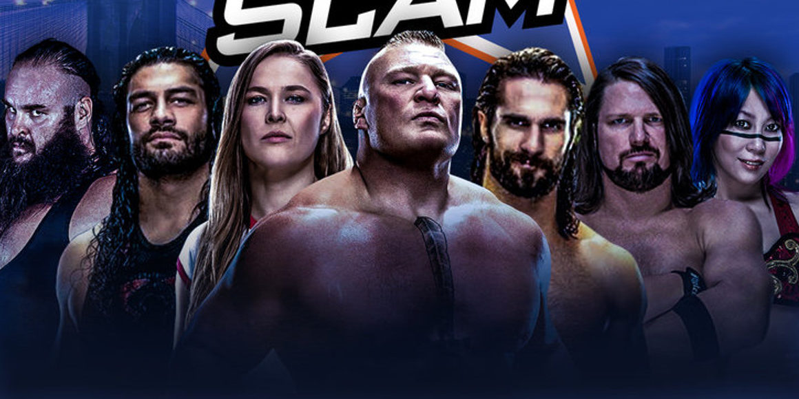 WWE Summerslam 2018 – Predictions