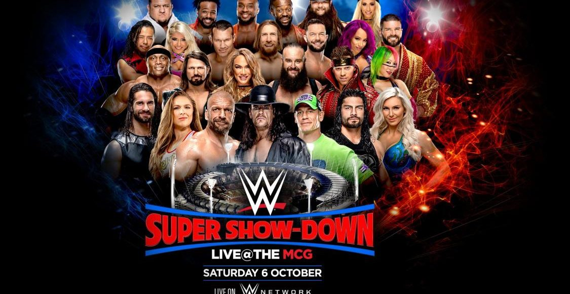 WWE Super Show-Down: Betting Tips