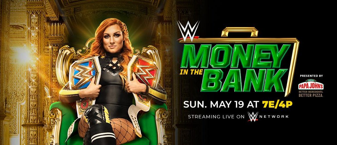 WWE Money in the Bank 2019 – Betting Tips